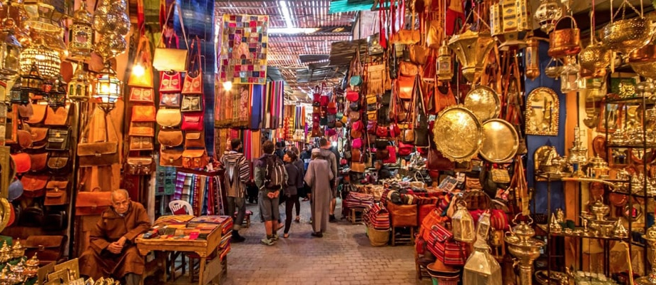 Marrakech Souks and Medina-Day Tour – Marrakech, Morocco …